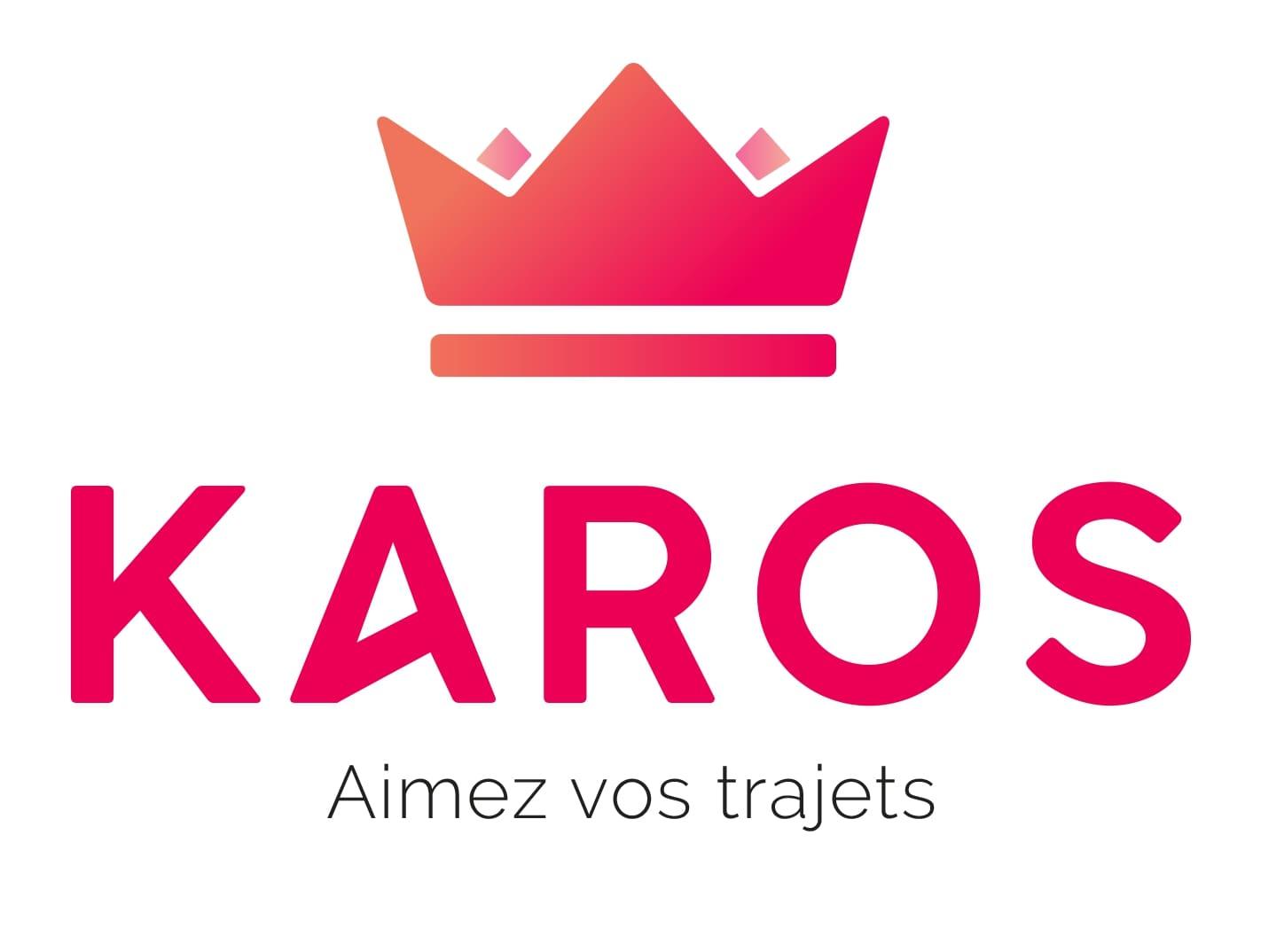 Nouveau logo de Karos