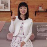 Marie Kondo explique la méthode KonMari
