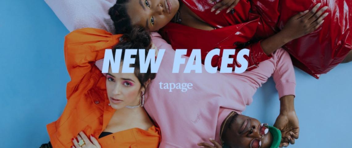 Visuel News Faces avec Morgane Ortin et Yseult