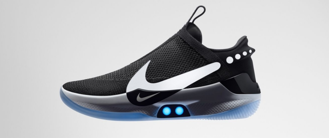 Nike Adapt basket