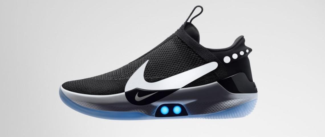 Nike Adapt basket