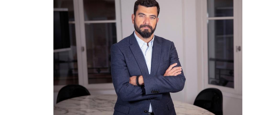 Portrait d'Olivier Lefebvre