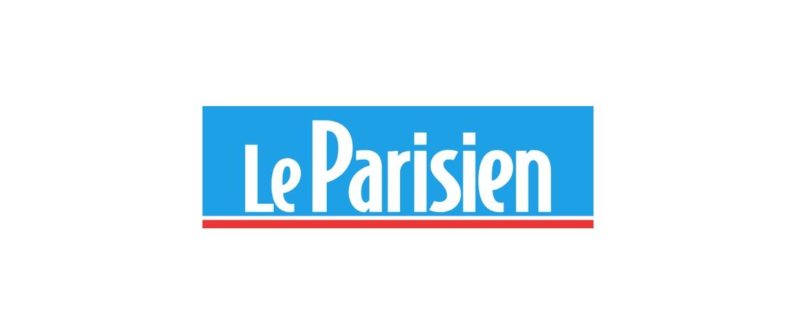 Le logo du journal Le Parisien