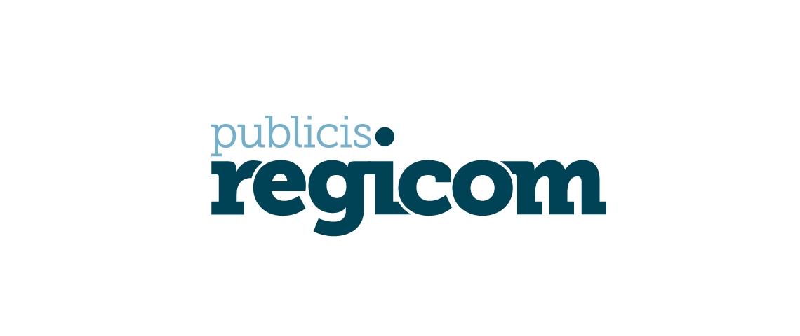 Logo de Publicis Regicom