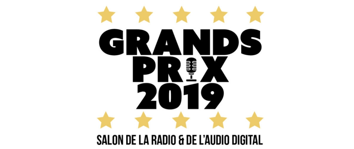Visuel Grands Prix de la radio2019