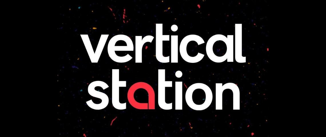 Logo Vertical Station