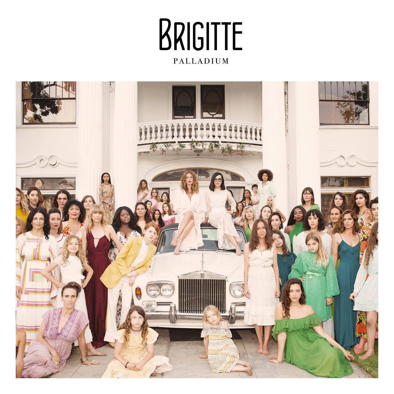 Couverture de l'album de Brigitte