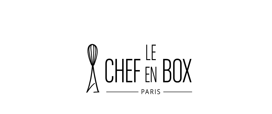 Logo de la start-up Chef en box