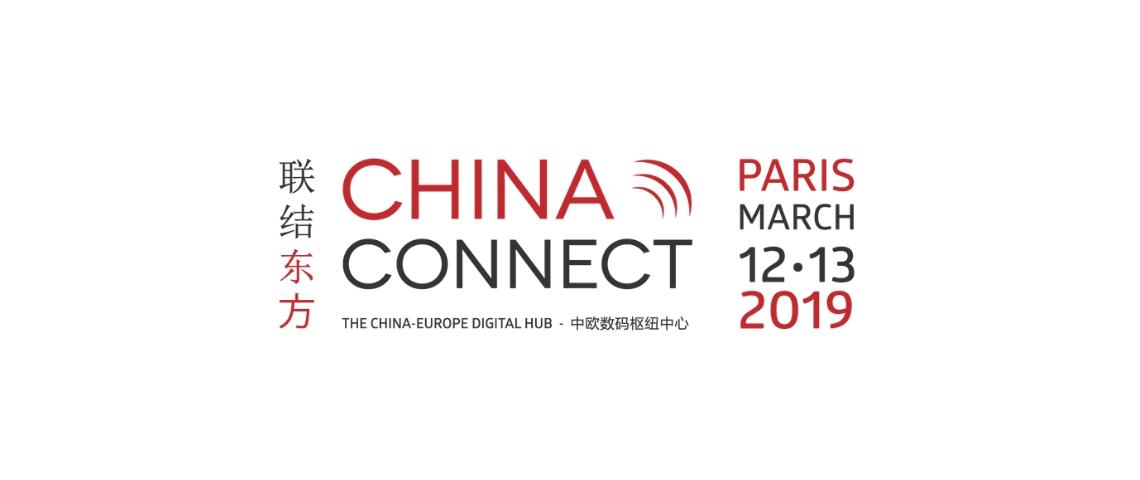 Logo de china connect
