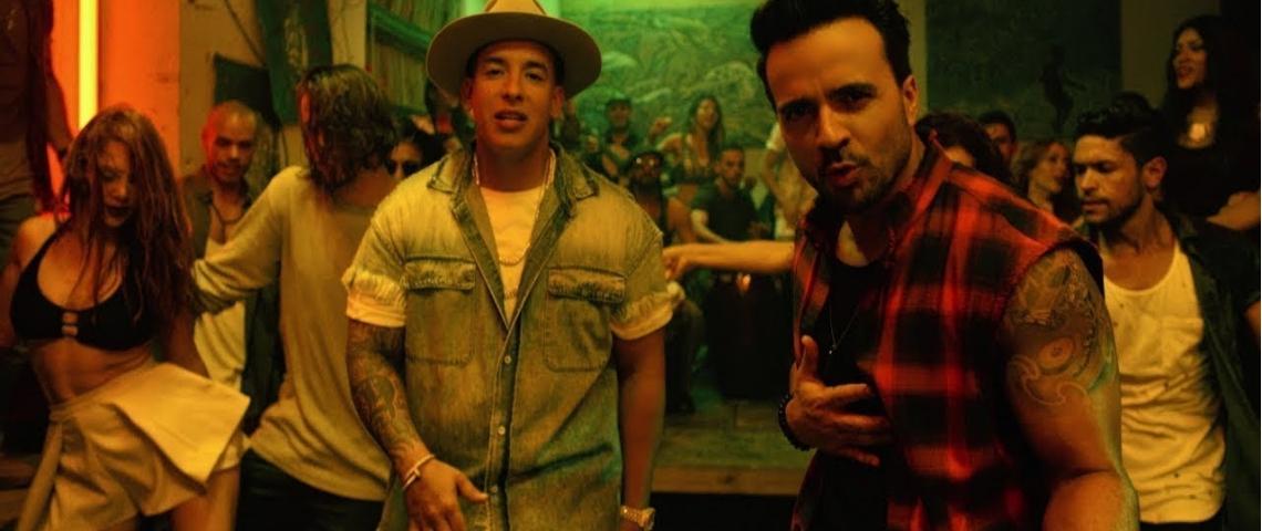 Image du clip de Despacito