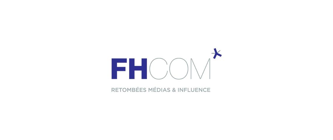 Logo de l'agence FHCOM