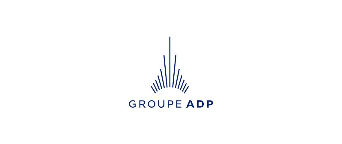 Logo du groupe ADP