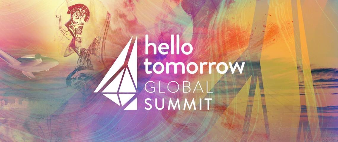 Visuel Hello Tomorrow Global Summit