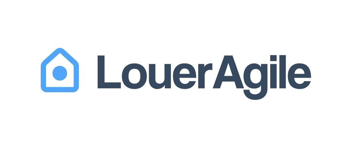 Logo de la start-up LouerAgile