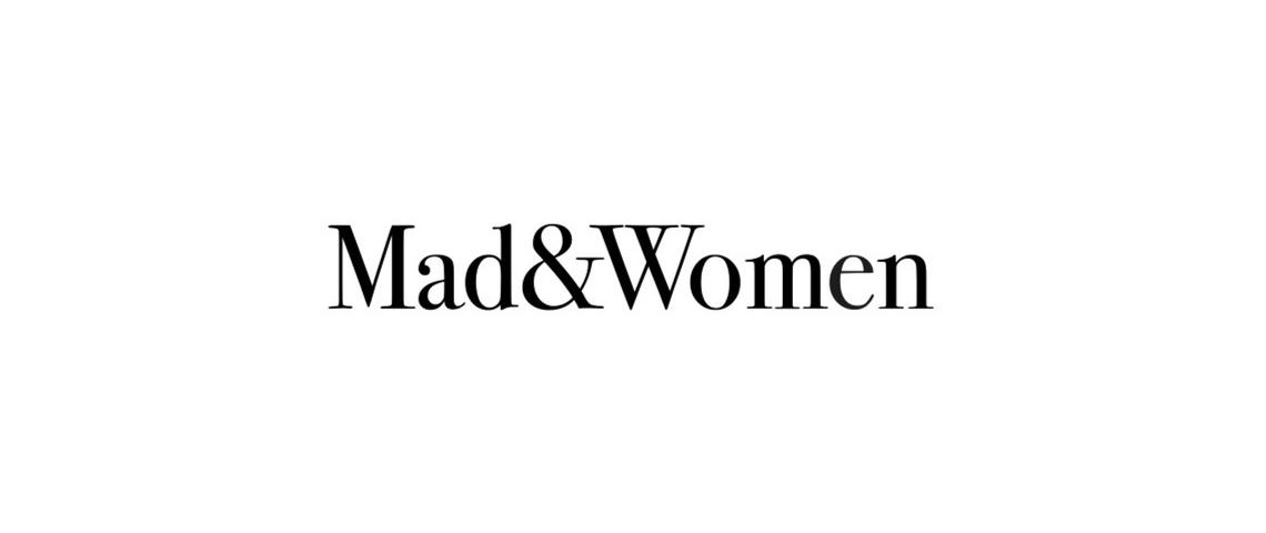 Logo de l'agence Mad&Women