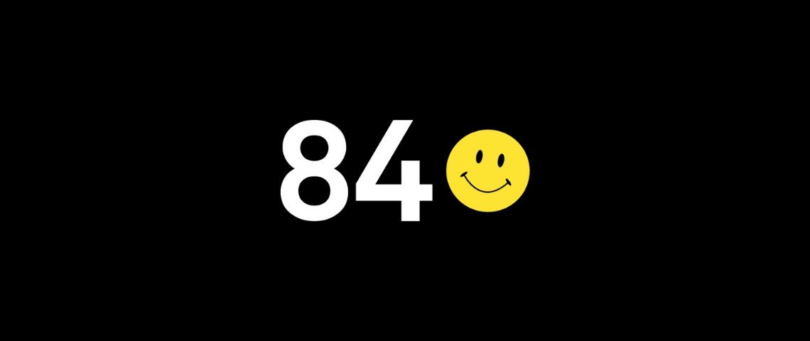 Logo de l'agence 84.paris