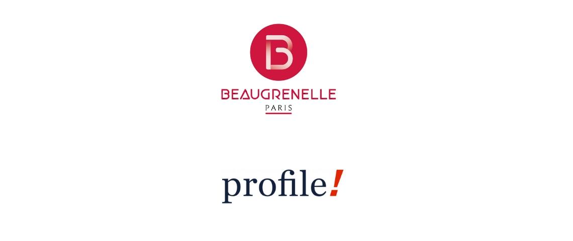 Logos de Beaugrenelle et Profile