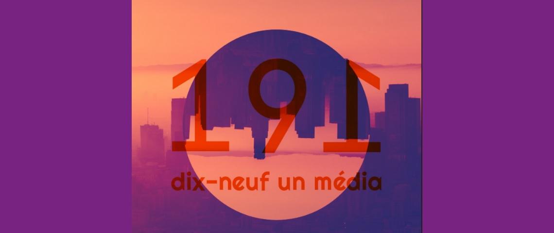 Logo 191 Media