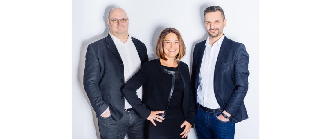 Tristan Beauchesne, Sandrine Préfaut, Benoit de Ruyter