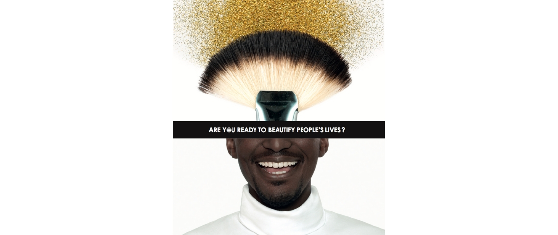 Publicité marque employeur de Sephora
