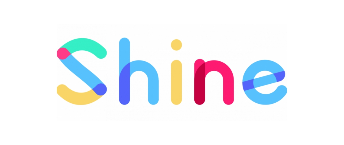 Logo de la start-up Shine
