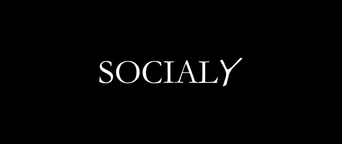 Logo de l'agence Socialy