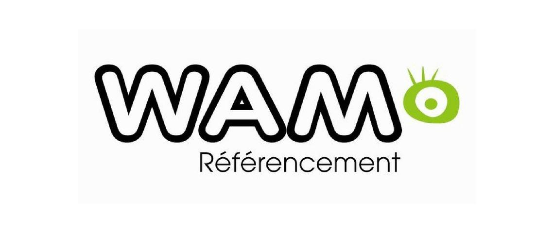 Logo Wam Référencement