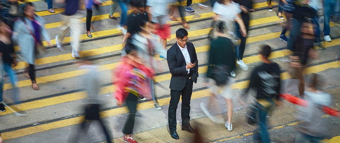 Chinois privés de voyage à cause de leur note sociale