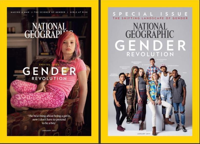 Gender Revolution National Geographic