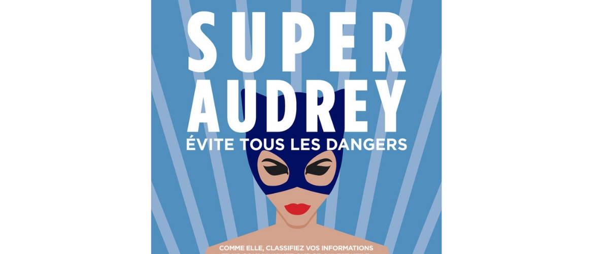 Super Audrey affiche