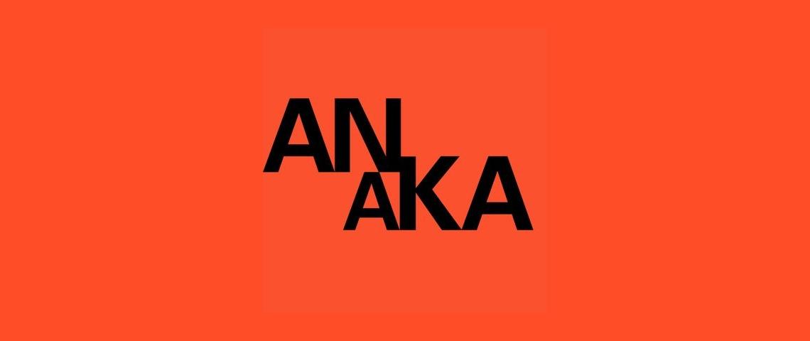 Logo de l'agence ANAKA