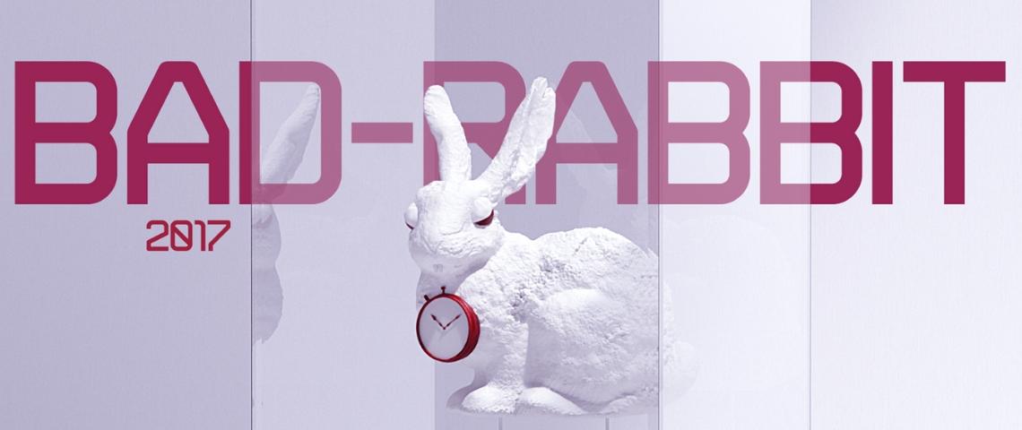 Affiche Bad rabbit