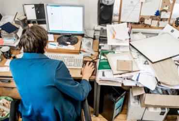 Étude : comment les français rangent ils leur bureau ?