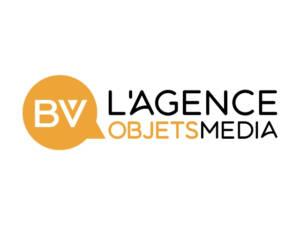 Logo de BV L'Agence Objets Media