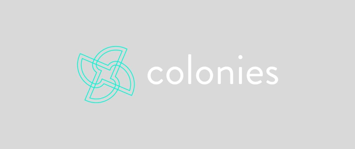 Logo de la start-up Colonies
