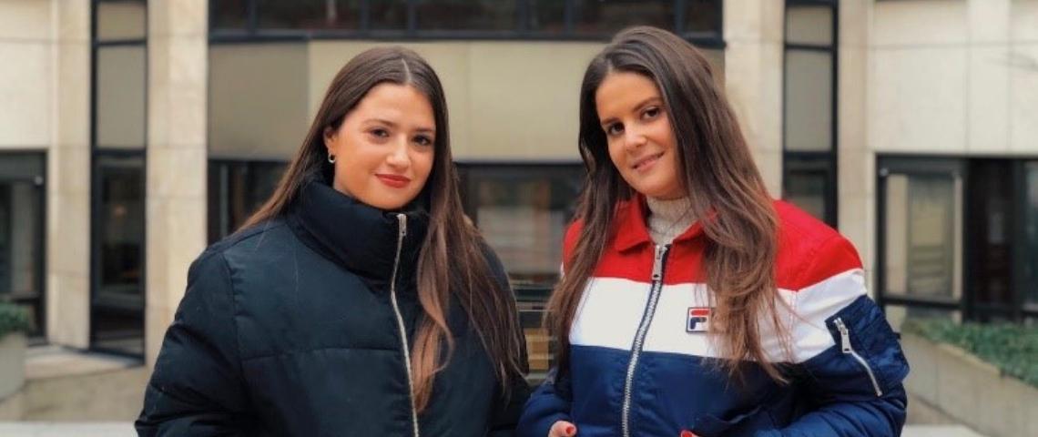 Elise Goldfarb et Julia Layani