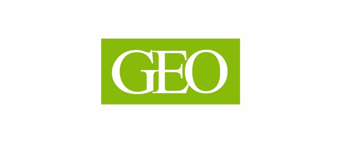 Logo du magazine GEO