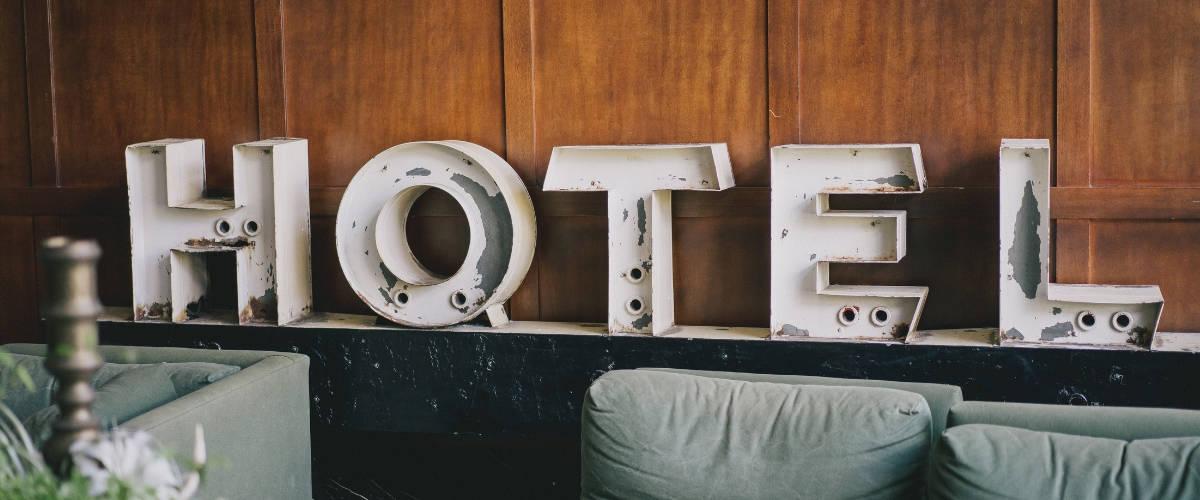 Le signe Hotel