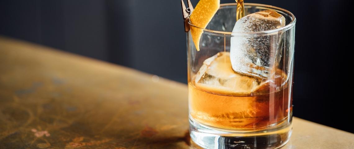 Un verre de whisky