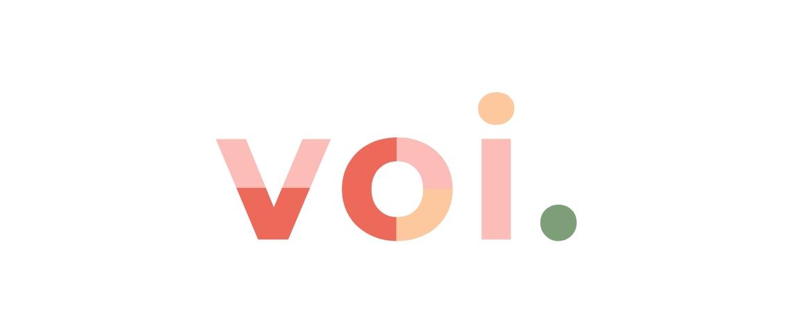 Logo de la start-up Voi