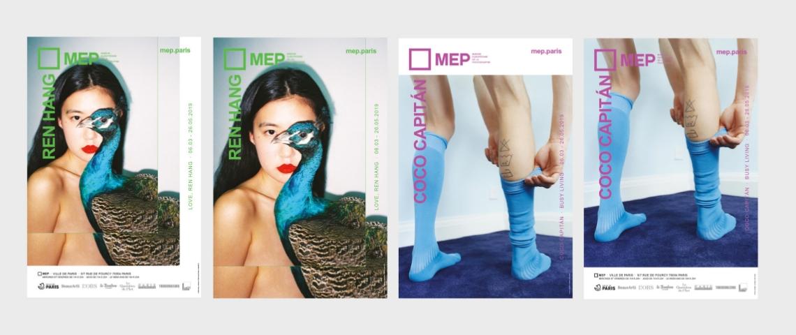 Affiches de la MEP
