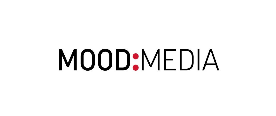Logo de Mood Media