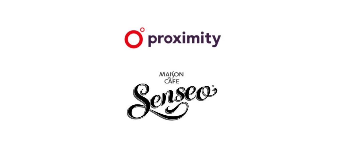 Logos de Proximity et Senseo