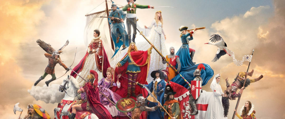 Affiche du Puy du Fou 2019