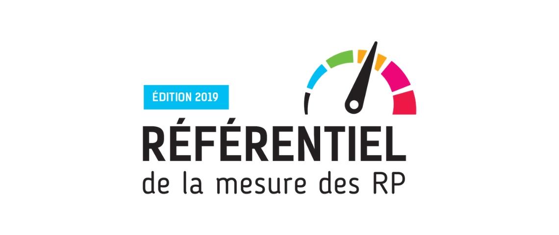 Logo du Référentiel de la Mesure des Relations Publics