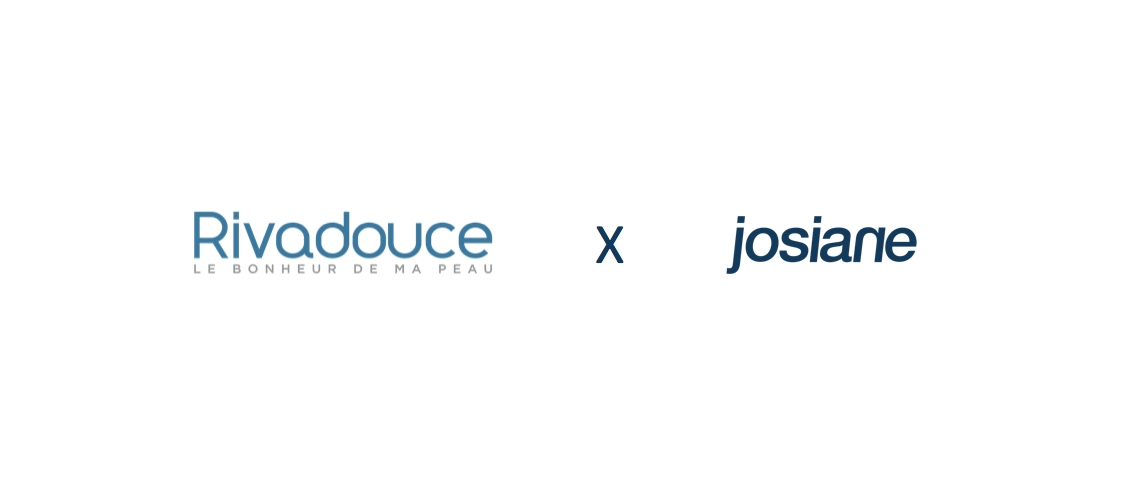 Logos Rivadouce et Josiane