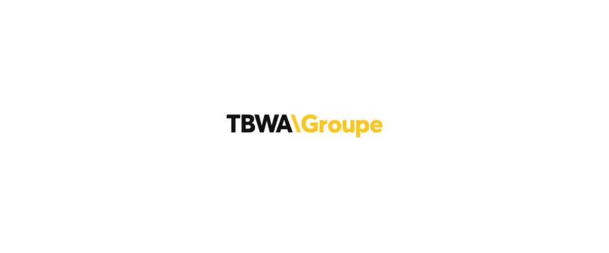 Logo de TBWA\Groupe