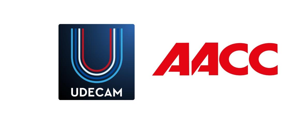 Logos de l'UDECAM et de l'AACC