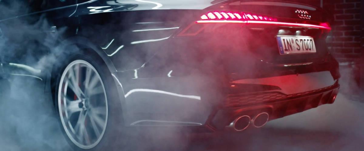 Une Audi S7