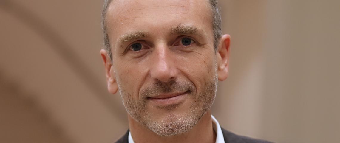 Emmanuel Faber, président de Danone